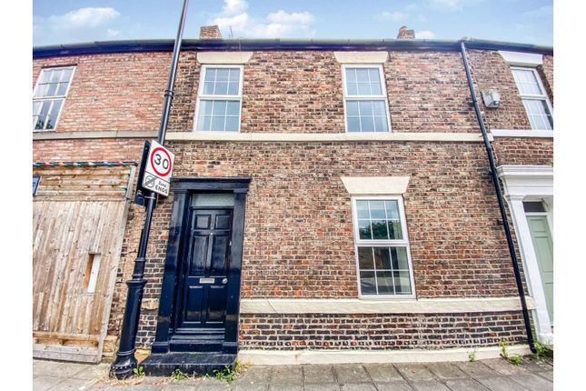 Thumbnail Terraced house for sale in Upper Norfolk Street, North Shields