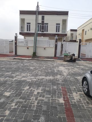 Thumbnail Semi-detached house for sale in Luxury 5 Bedroom Duplex, Chevy View Estate, Nigeria