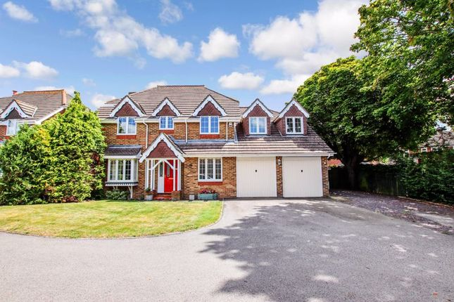 Thumbnail Detached house for sale in Corvette Avenue, Warsash, Southampton