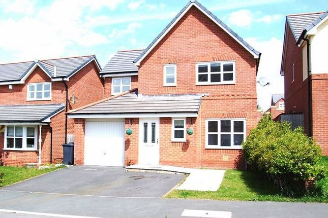 Thumbnail Detached house to rent in Redshank Drive, Heysham
