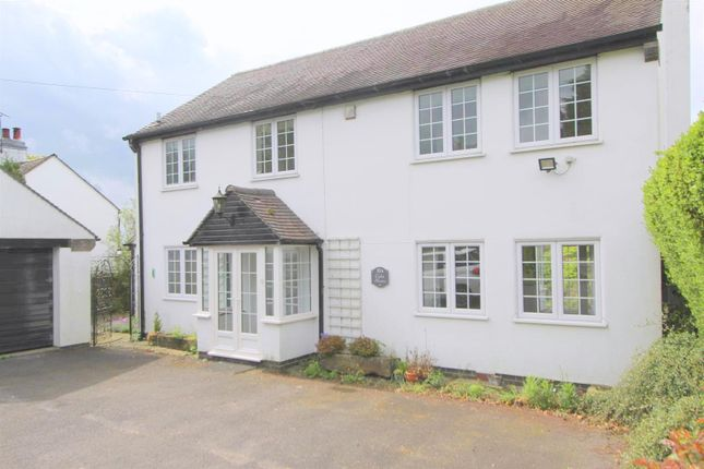 Thumbnail Detached house to rent in The Common, Quarndon, Derby