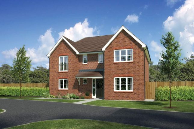 """Thumbnail Detached house for sale in """"Laurieston"""" at Ffordd Eldon, Sychdyn, Mold"""