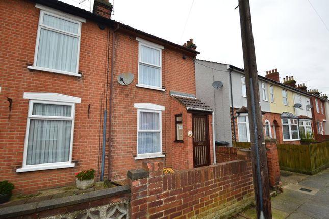 3 bed end terrace house for sale in Phoenix Road, Ipswich