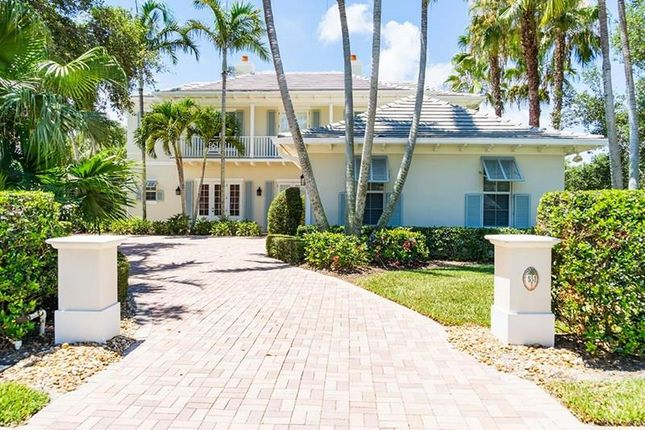 Thumbnail Property for sale in 181 Palm Island Lane, Vero Beach, Florida, United States Of America