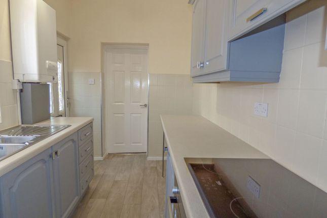Thumbnail Flat to rent in Victoria Terrace, Bedlington