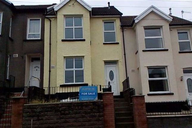 Thumbnail Terraced house to rent in Hillside, Mountain Ash, Rhondda Cynon Taf