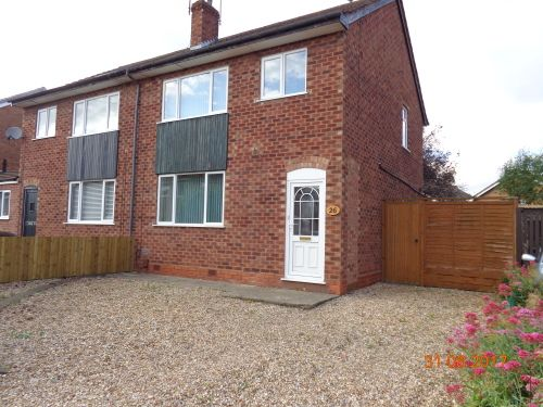 Thumbnail Semi-detached house to rent in North Villiers Street, Leamington Spa