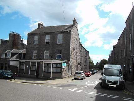 Thumbnail Flat to rent in Hill Street, Aberdeen