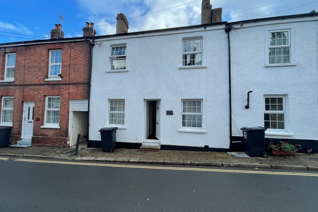 Thumbnail Terraced house to rent in High Street, Ide, Exeter