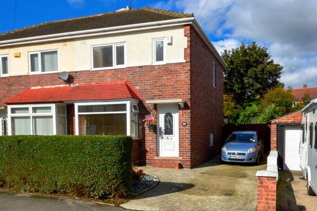 Semi-detached house for sale in Foxland Avenue, Swinton, Mexborough