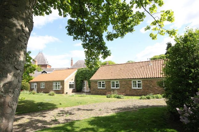 Thumbnail Detached bungalow for sale in Newby Wiske, Northallerton