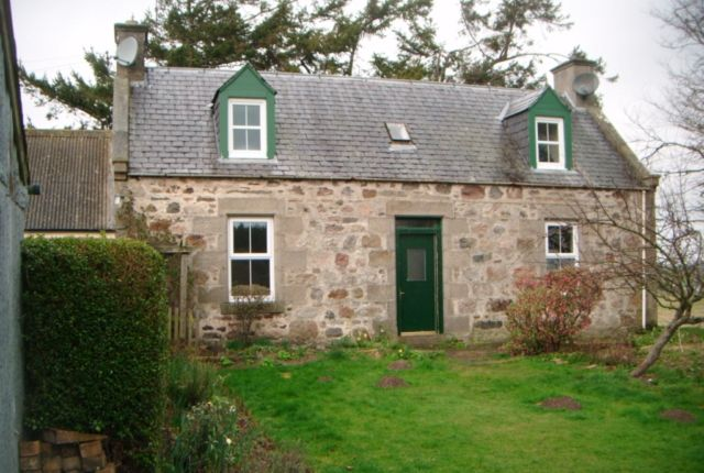 Thumbnail Farmhouse to rent in Birnie, Elgin