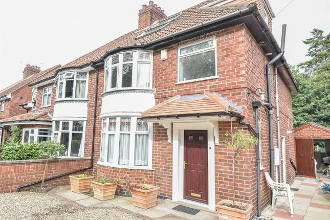 Thumbnail Property to rent in Windmill Lane, Hull Road, York
