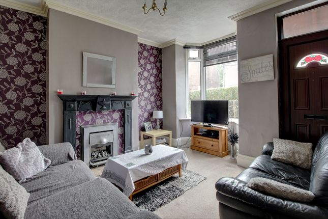 Living Room of Carrville Road, Birley Carr, Sheffield S6
