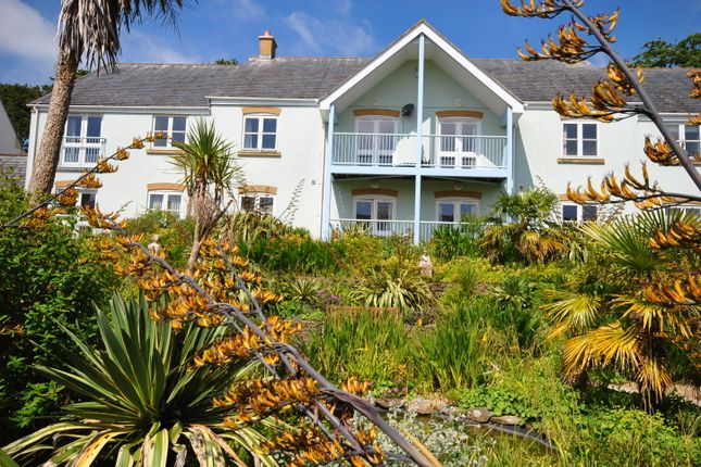 Thumbnail Flat for sale in 3 St Anthony House, Roseland Parc, Truro, Cornwall