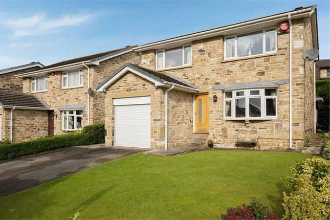 Thumbnail 4 bed detached house for sale in Beechwood Grove, Fixby, Huddersfield, West Yorkshire