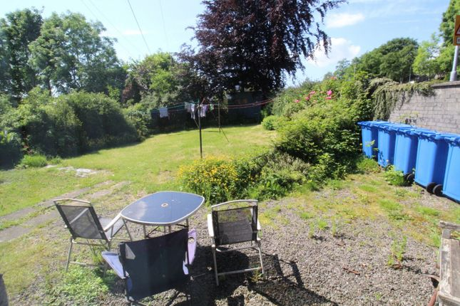 Shared Garden of Townend Street, Dalry, Ayrshire KA24