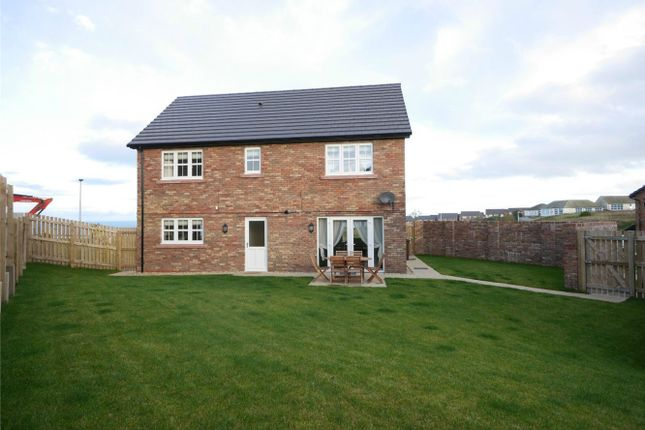 Thumbnail Detached house for sale in 21 Waters Edge Close, Whitehaven, Cumbria