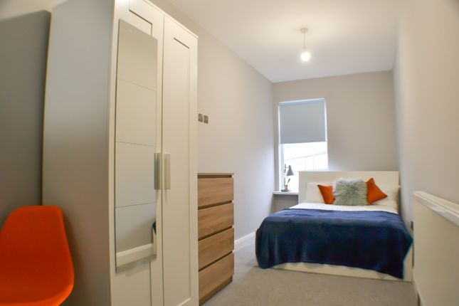 Thumbnail Shared accommodation to rent in Selborne Street, Derby