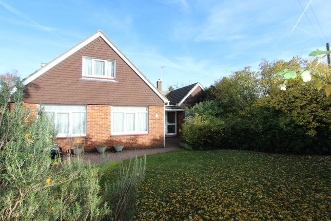 Thumbnail Detached bungalow for sale in Glebe Road, Gillingham, Kent