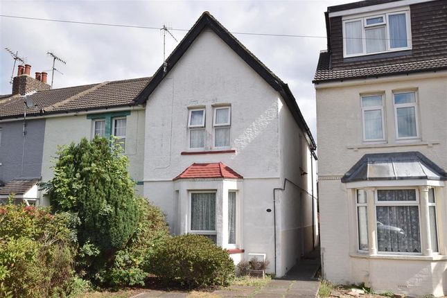 Thumbnail Semi-detached house for sale in Elm Grove, Worthing, West Sussex