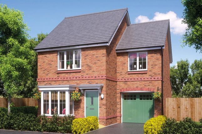 Thumbnail Detached house for sale in Hinkshay Road, Telford