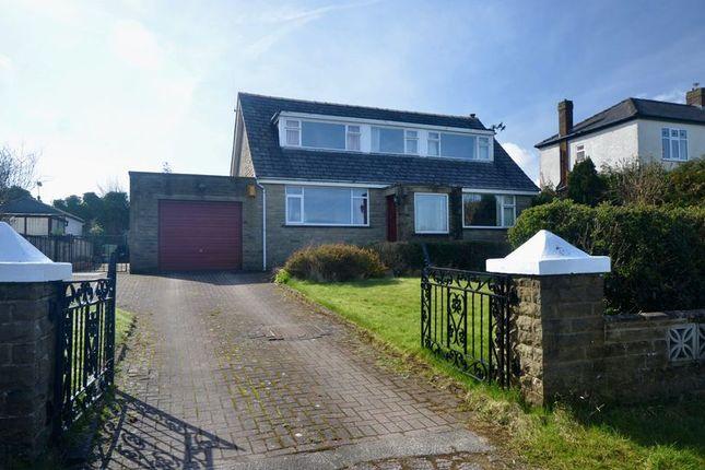 Thumbnail Detached bungalow for sale in Park Crescent, Oswaldtwistle, Accrington