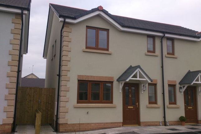 Thumbnail Detached house to rent in Longstone, Station Road, Letterston, Haverfordwest