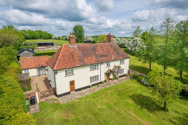 Thumbnail Detached house for sale in Suffolk, Brockdish, Near Diss