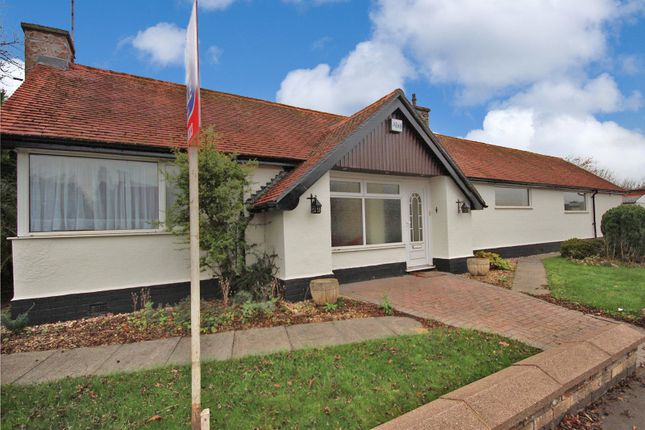 Thumbnail Bungalow for sale in Maytree Drive, Kirby Muxloe, Leicester, Leicestershire