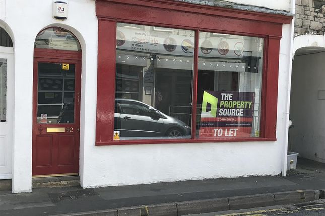 Thumbnail Retail premises to let in Meadow Street, Weston-Super-Mare