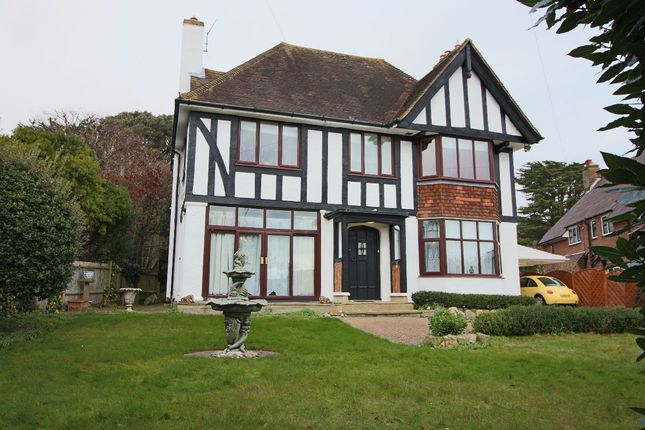 Thumbnail Detached house for sale in Selwyn Road, Eastbourne