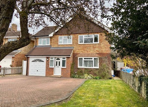 Thumbnail Detached house for sale in Cavalier Road, Old Basing, Basingstoke