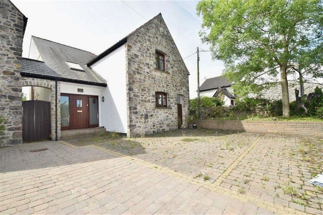 Thumbnail Detached house for sale in Cefn Bychan, Pentyrch, Cardiff