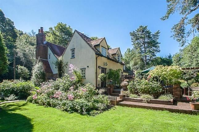 Thumbnail Link-detached house for sale in Dark Lane, Great Warley, Brentwood