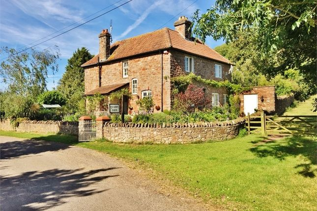 Thumbnail Detached house for sale in Quarry Farm, Nyland, Cheddar, Somerset
