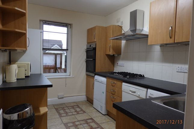 Thumbnail Flat to rent in Caerphilly Road, Cardiff