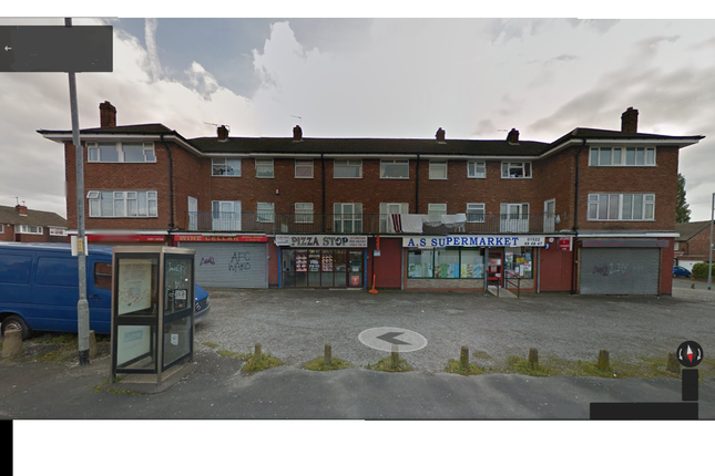 Thumbnail Flat to rent in Nottingham Drive, Willenhall