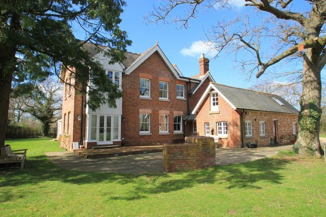 Thumbnail Detached house for sale in Clapper Lane, Staplehurst, Kent