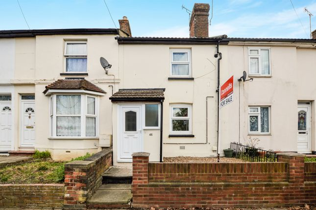 2 bed terraced house for sale in Godinton Road, Ashford