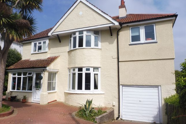 Thumbnail Detached house for sale in Laura Grove, Paignton