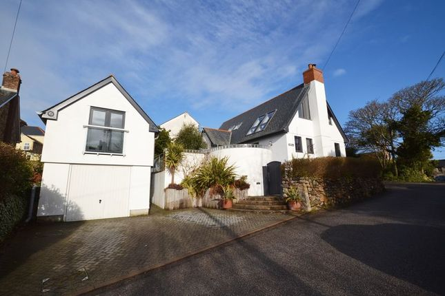 Thumbnail Detached house for sale in Lelant, Nr St Ives, Cornwall