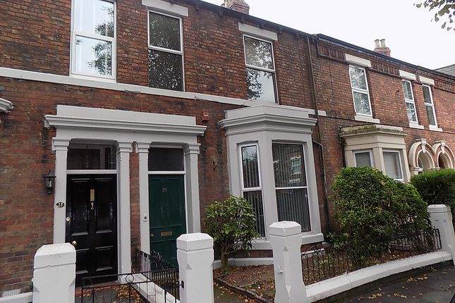 Thumbnail Terraced house to rent in Broad Street, Carlisle