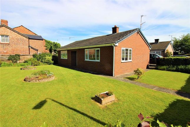 Thumbnail Bungalow for sale in 1, Derwen Green, Four Crosses, Llanymynech, Powys