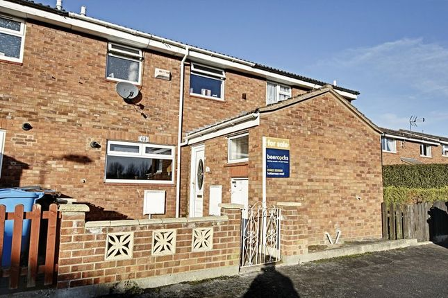 Thumbnail Terraced house for sale in Curlew Close, Bransholme, Hull