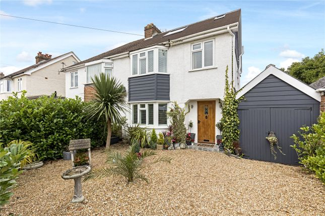 Thumbnail Semi-detached house for sale in Parklands Road, Chichester, West Sussex