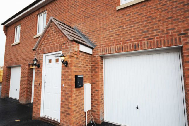 Thumbnail Flat to rent in Lancers Walk, Coventry