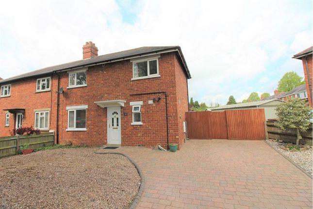 Thumbnail Semi-detached house to rent in Grange Road, Banbury