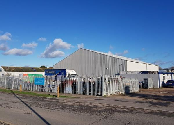 Thumbnail Warehouse to let in Endeavour Works, Units 1-3, Beach Road, Newhaven, East Sussex