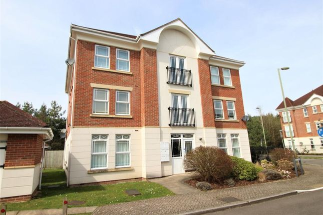 Thumbnail Flat for sale in Stickle Down, Camberley